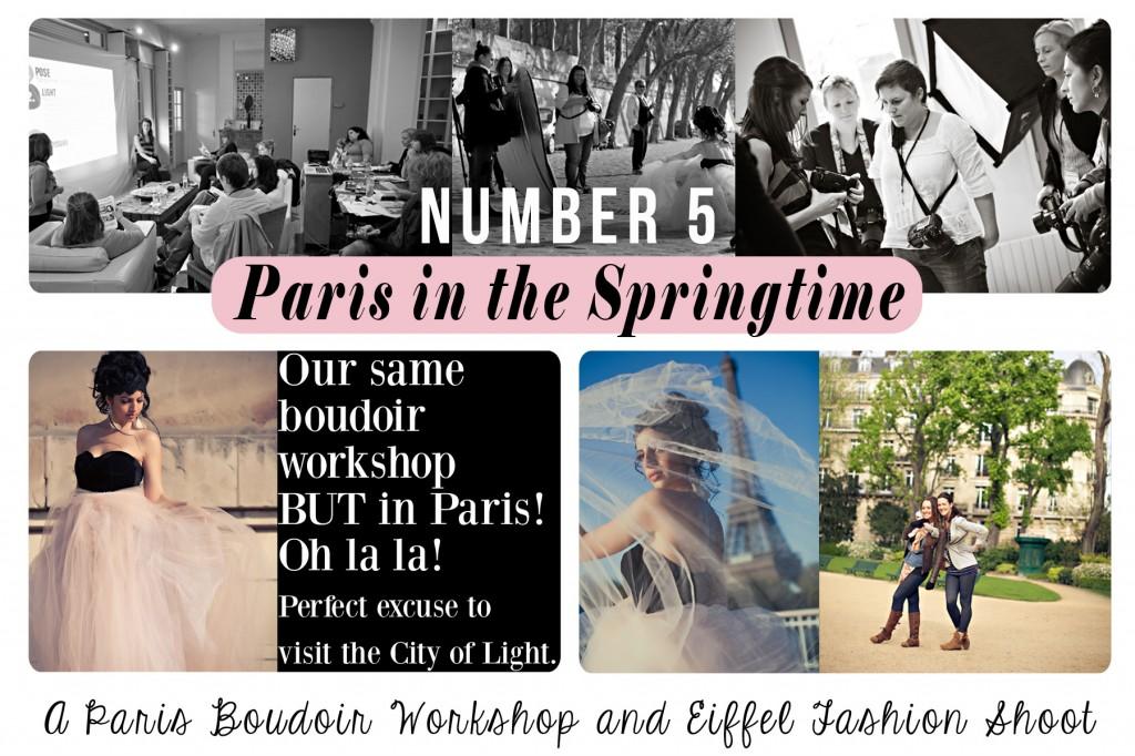 paris boudoir photography workshop