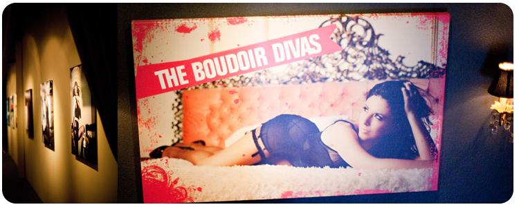 The Boudoir Divas studio
