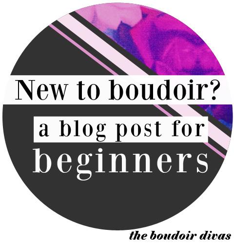 beginning boudoir photographer tips