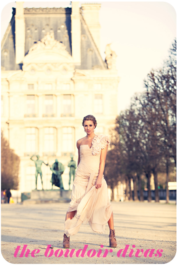 louvre fashion portaits photos