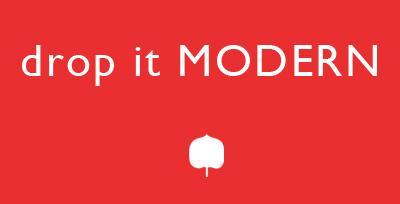 drop it modern boudoir divas logo