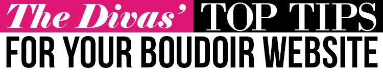 boudoir websites