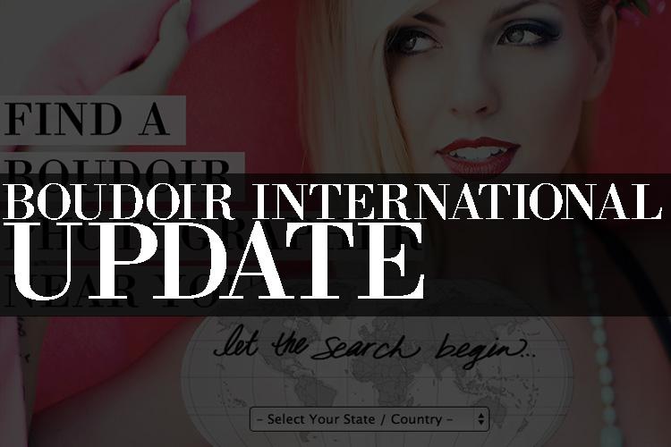 boudoir international