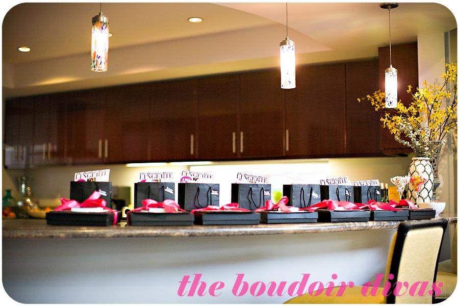 boudoir divas workshop sponsors
