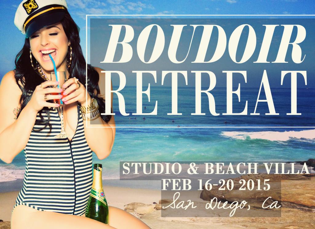 2015 boudoir retreat