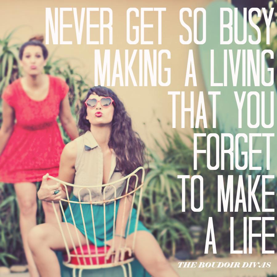 life quote boudoir divas