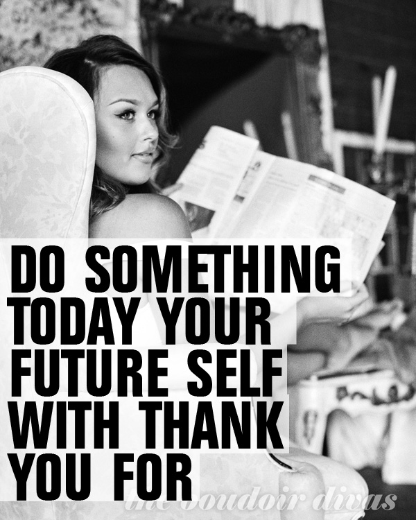 DO SOMETHING FOR YOURSELF TODAY QUOTE INSPIRATION