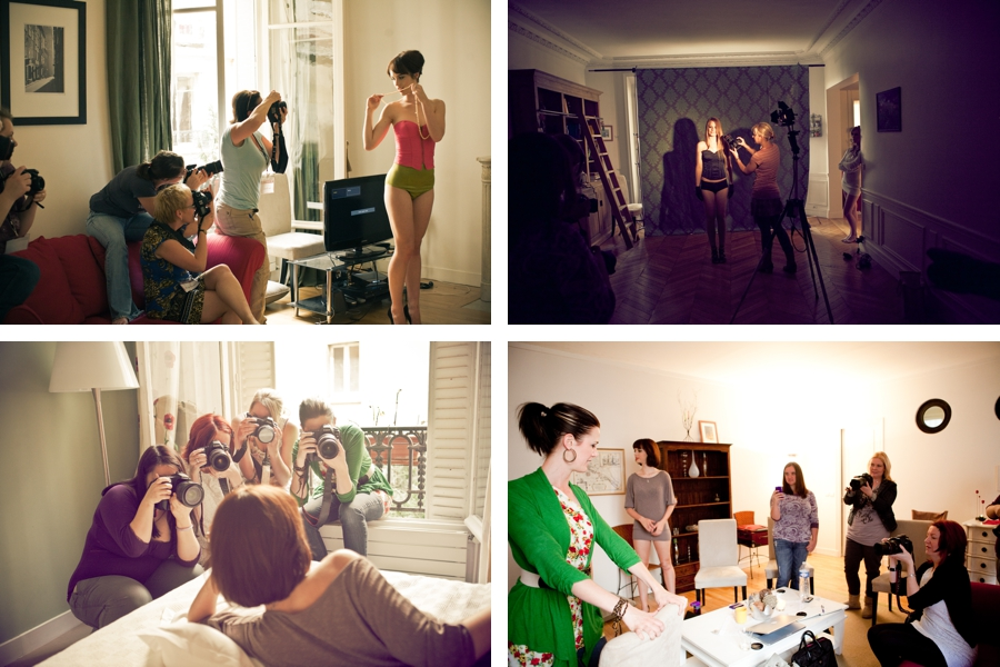 boudoir workshop