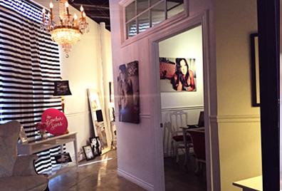 boudoir studio