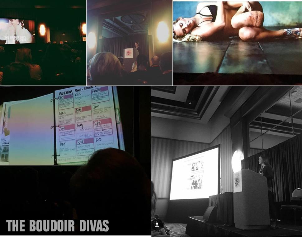 Boudoir Divas speaking WPPI 2016-2