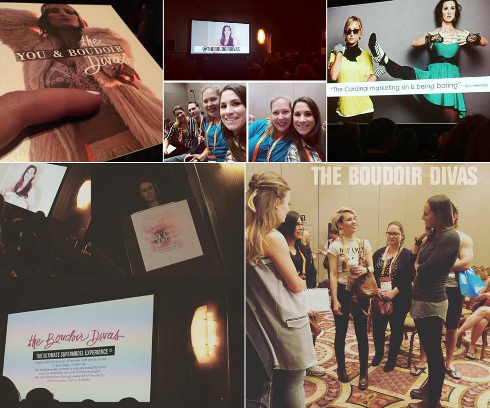 Boudoir Divas speaking WPPI 2016-4