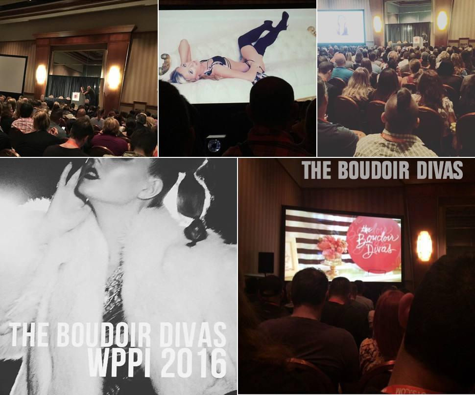 Boudoir Divas speaking WPPI 2016