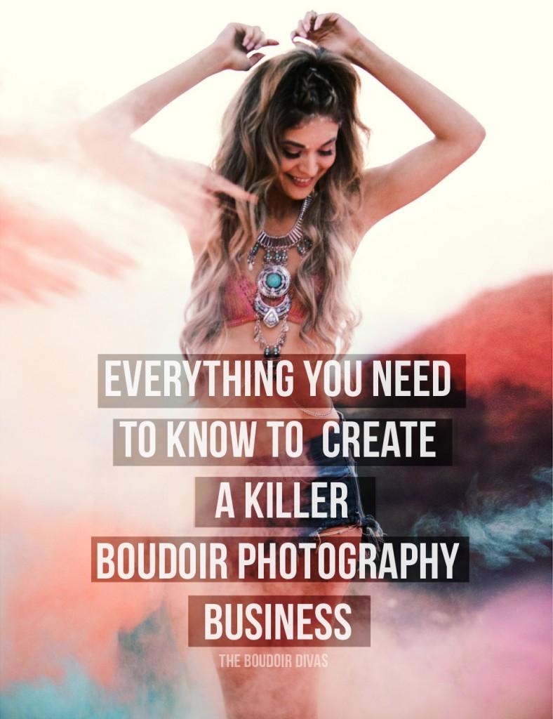 boudoir business