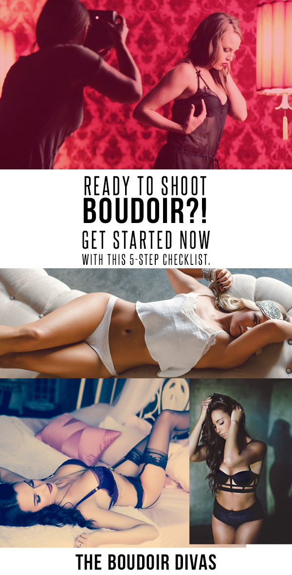 boudoir for beginners